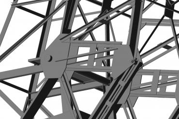 3D BIM Revit Model